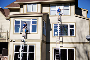 Residential Window Cleaning by Professionals