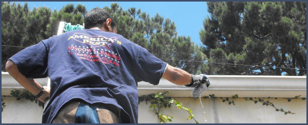 America's Best Gutter Cleaning