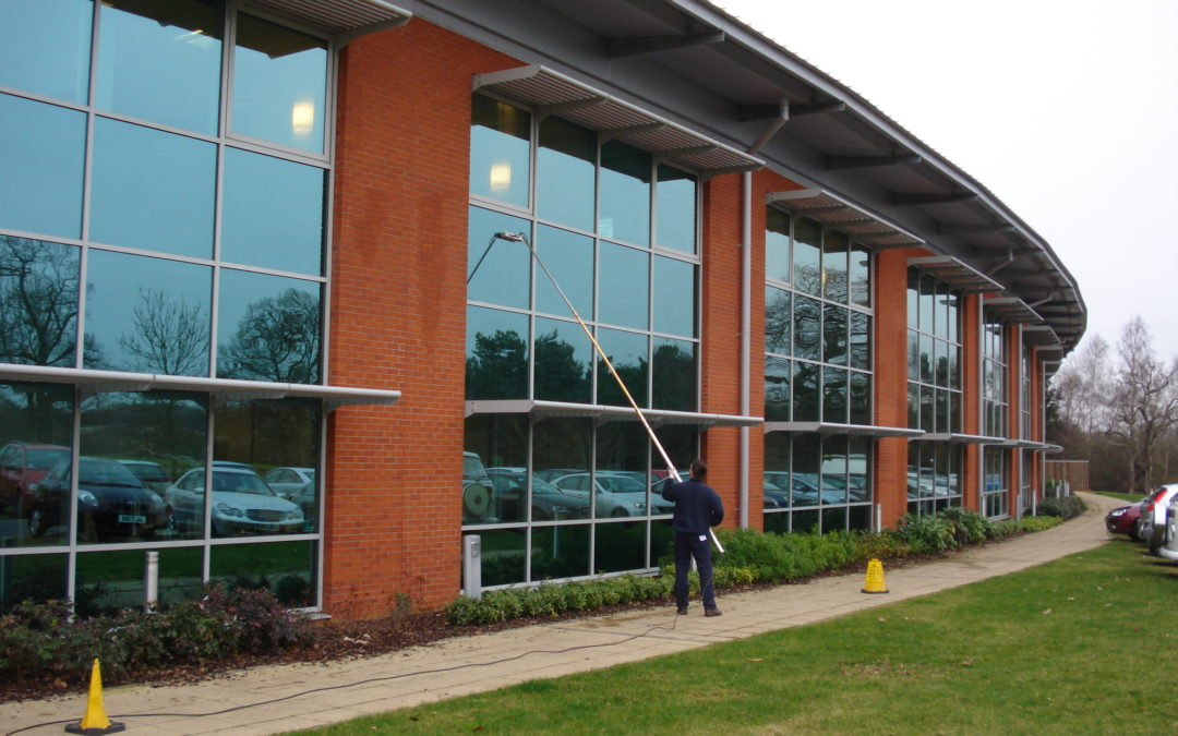 Top Commercial Window Cleaning
